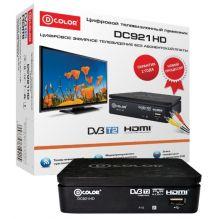 DVB-T2 D-COLOR 921