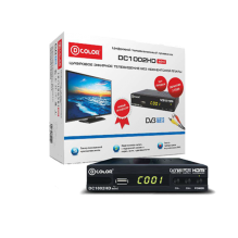 DVB-T2 D-COLOR DC1002HD mini