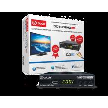 DVB-T2 D-COLOR DC1002HD mini