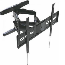 Наклонно-поворотный настенный кронштейн Logan Cosmo-17 black