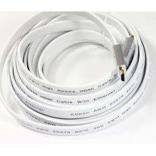 Кабель AOPEN HDMI белый 5 метров (ACG545A-W-5M)