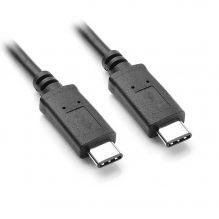 USB C-type - C-type 1.0 m black