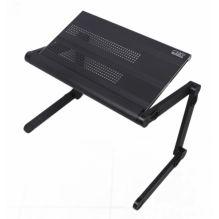 """Стол для ноутбука до 17"""" CBR CLT-10, складн., алюм"""
