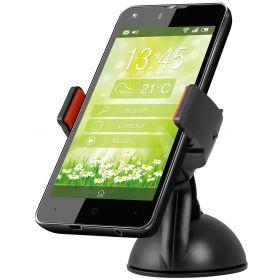 Defender Car Holder 104+ для телефона торпеду + стекло