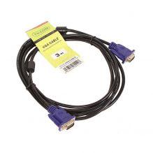 Кабель SVGA TV-COM QCG120H-3M 2 фильтра