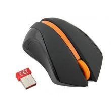 Мышь беспроводная A4Tech G7-310N-1 (black-orange)