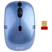 Мышь беспроводная A4Tech G9-551FX1 (Blue)