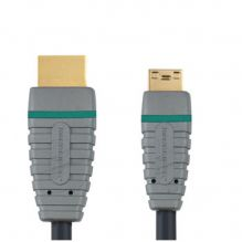 HDMI -mini HDMI 2.0 m Bandridge BVL1502