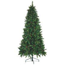CRYSTAL TREES Искусственная Ель  Подмосковная 190 см