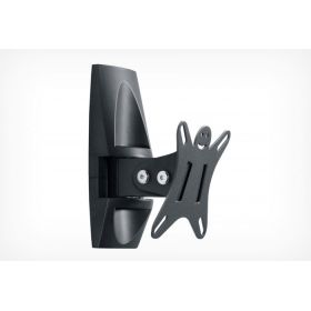 Наклонно-поворотный настенный кронштейн Holder LCDS-5003 metallic