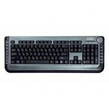Клавиатура проводная CBR KB-350GМ, 104+14 доп. кл.