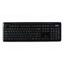 Клавиатура проводная CBR KB 230НМ, 106+12 доп. кл.
