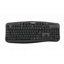 Клавиатура проводная CBR KB 236НМ, 104+ 8 доп. кл.
