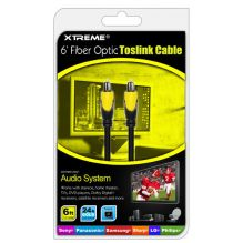 toslink Xtreme XHD1-0102-BLK m-m 1.8 m
