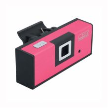 WEB камера CBR CW-373M Red