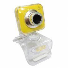 WEB камера CBR CW-834M Yellow