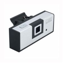 WEB камера CBR CW-373M Silver, настол., 3 линзы