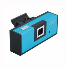 WEB камера CBR CW-373M Blue, настол., 3 линзы, 1,3