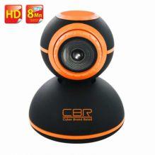 WEB камера CBR CW 555M Black, HD1080р